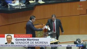 Video: Entrevista completa con el senador German Martínez en Despierta