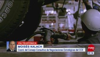 Foto: Video Entrevista completa Moisés Kalach Estrictamente Personal