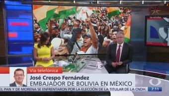Video: Entrevista completa de José Crespo Fernández en Despierta
