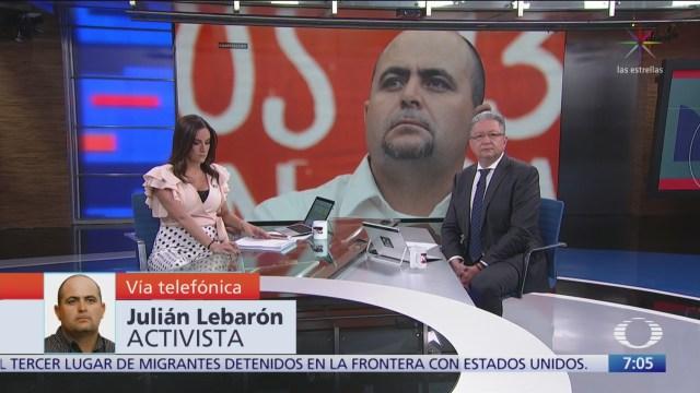 Video: Entrevista completa de Julián LeBarón en Despierta