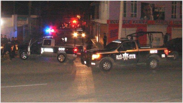 Imagen: En los últimos meses se han registrado sucesos violentos en San Luis Potosí, 23 de noviembre de 2019 (LA RAZON DEL ALTIPLANO /CUARTOSCURO.COM)