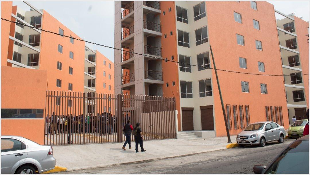 Imagen: Se construirá vivienda social en 12 corredores, 16 de noviembre de 2019 (MAGDALENA MONTIEL /CUARTOSCURO.COM)