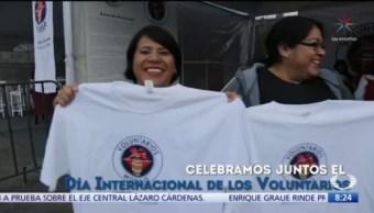 Voluntarios Modelo, Laura Aguilar explica esta iniciativa en Al Aire