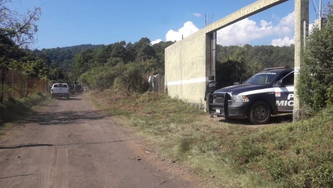 Foto: El enfrentamiento dejó 3 heridos, 9 de noviembre de 2019, (Noticieros Televisa)