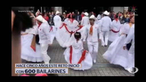 Foto: Xalapa Baila La Bamba Rompe Récord Guinness 25 Noviembre 2019