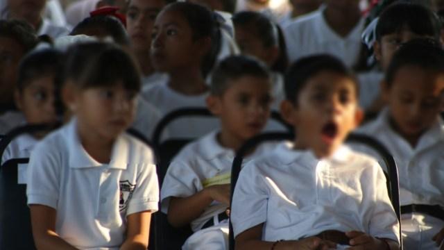 Foto: 25 millones de estudiantes salen de vacaciones mañana viernes