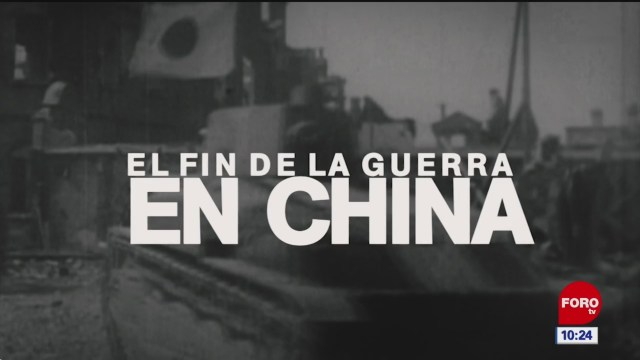 Foto: 70 anos del fin de guerra civil en china