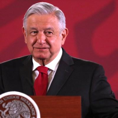 'En México ya cumplimos', afirma AMLO tras ratificación del T-MEC en el Senado
