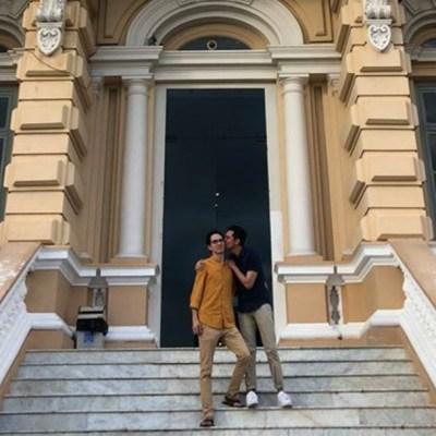 Foto: Convocan a 'besatón' en museo de Mérida por caso de discriminación a pareja gay, 5 de diciembre de 2019, (Colectivo por la Protección de Todas las Familias en Yucatán)