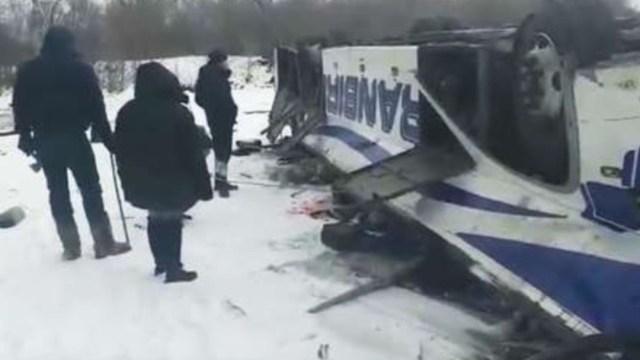 Foto: De acuerdo con versiones preliminares, el autobús con turistas cayó en un río de la región rusa de Transbaikal, en el sureste de Siberia