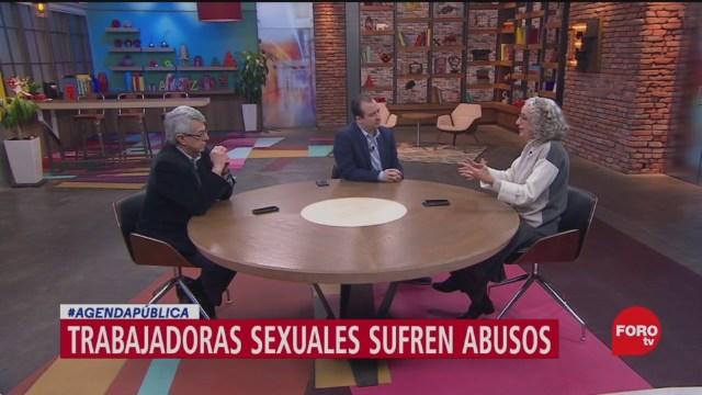 FOTO: 22 diciembre 2019, abusos que sufren las trabajadores sexuales