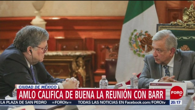 Foto: Acuerdos Seguridad Entre México Estados Unidos 5 Diciembre 2019