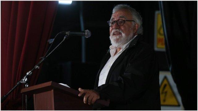 Imagen: Alejandro Encinas pide esclarecer caso Rosario Robles, 3 de diciembre de 2019 (GALO CAÑAS /CUARTOSCURO.COM)