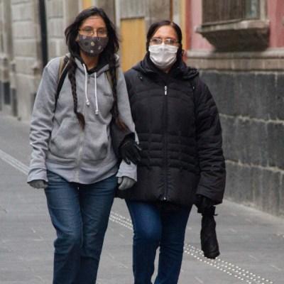 Foto: Ambiente frío y posibles heladas en el Valle de México