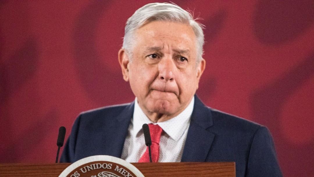 Foto: El presidente López Obrador se refirió, de nuevo, al caso del exsecretario de Seguridad Pública, Genaro García Luna y dijo que él no dará recomendaciones y esperará a que se resuelva el juicio