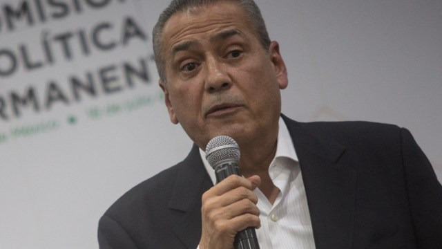 FOTO Beltrones busca amparo por caso César Duarte, revela AMLO (Cuartoscuro archivo/Tercero Díaz julio 2018 cdmx)