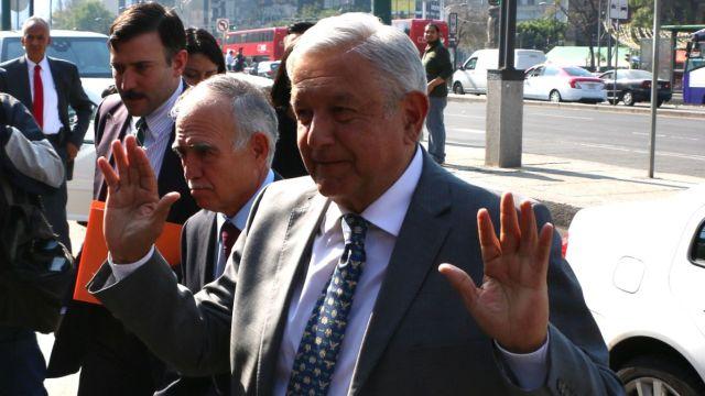 AMLO se reúne con el Consejo Mexicano de Negocios.
