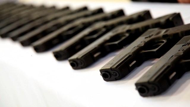 Investigan a empleados de una empresa robo de armas de fuego en Azcapotzalco