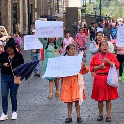 Foto: Hasta ahora, el gobierno capitalino les ofreció 200 lugares sobre las banquetas laterales de Paseo de la Reforma, pero no aceptaron la propuesta