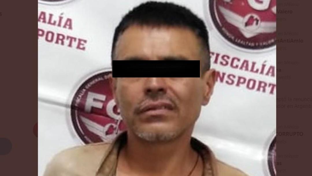 Foto: Tras ser detenido el pasado 23 de mayo en Ecatepec, Estado de México, y luego de medio año de proceso legal, Ricardo 'N' fue sentenciado por el delito de robo con violencia a transporte público