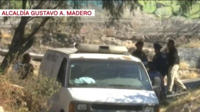 FOTO: Asesinan a joven a balazos en la alcaldía Gustavo A. Madero, el 25 de diciembre de 2019