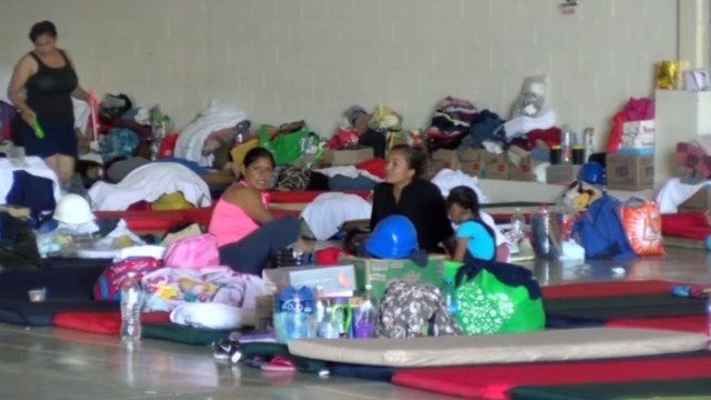 FOTO: Aumenta varicela en albergues de migrantes en Chihuahua, el 31 de diciembre de 2019
