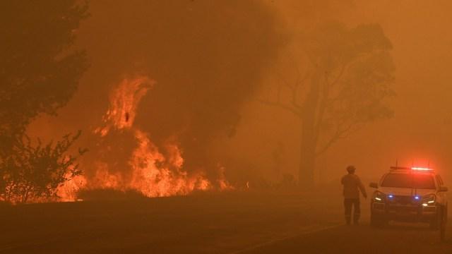 Australia decreta estado de emergencia por incendios tras registrar la temperatura más alta de su historia