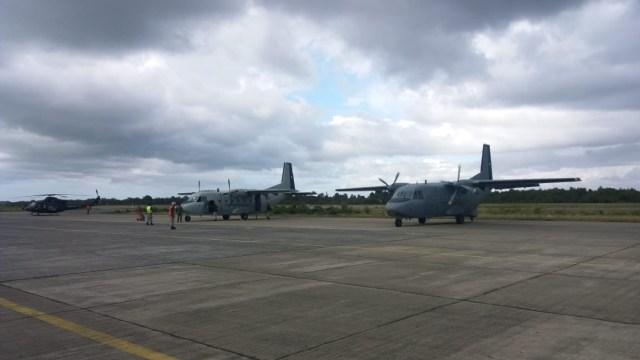 avion militar chile