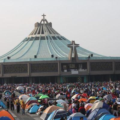 Basílica de Guadalupe, segundo recinto católico más visitado del mundo