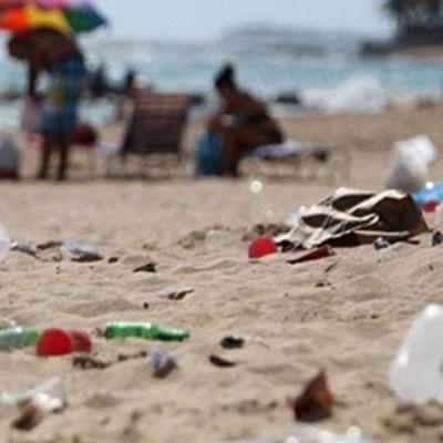 Durante vacaciones, incrementa tonelaje de basura en Acapulco