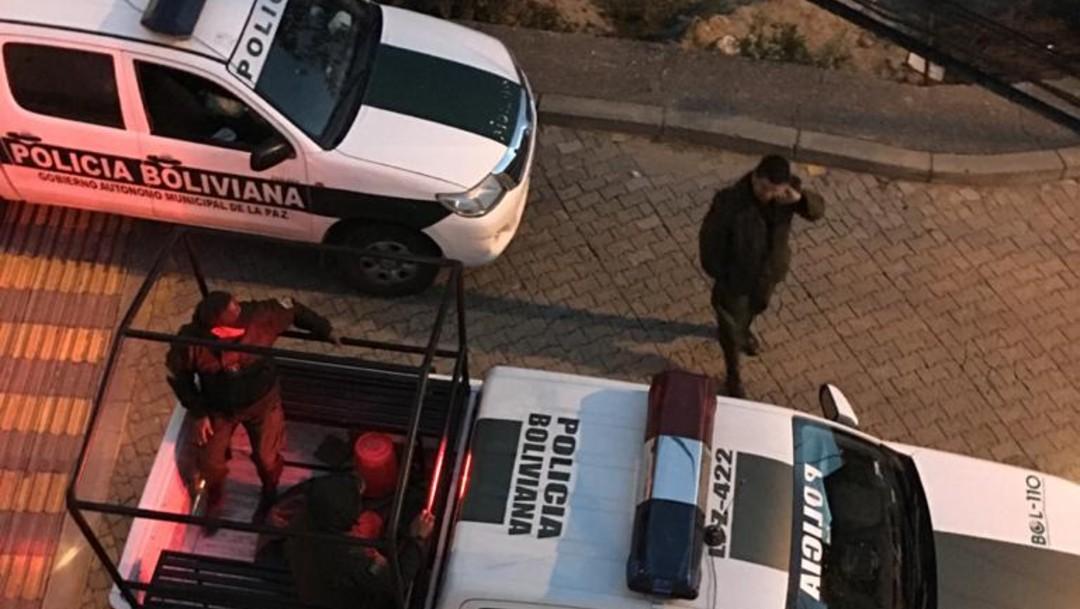 Foto: El Gobierno de México reiteró su denuncia por el hostigamiento e intimidación de la que están siendo objeto la Embajada, contra el personal acreditado y contra las personas que se encuentran asiladas