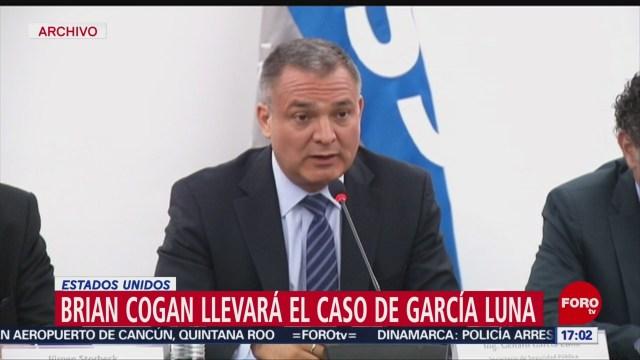 FOTO: Brian Cogan juez que llevará caso contra Genaro García Luna