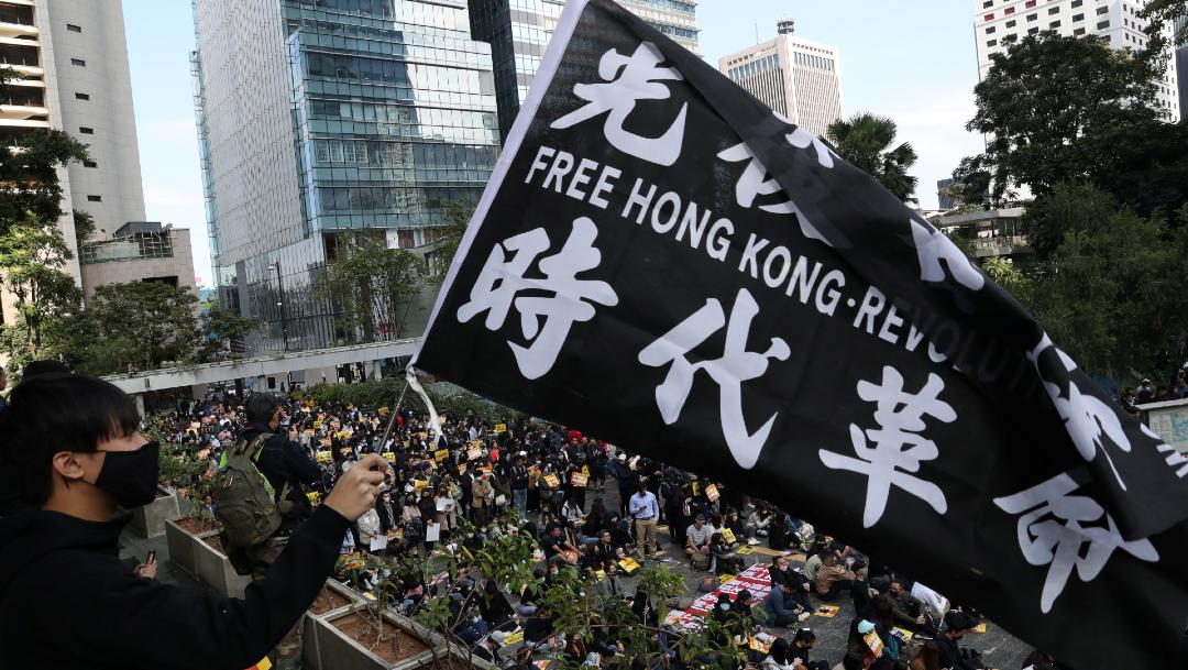 FOTO Caen turismo y ventas minoristas en Hong Kong por protestas (Reuters)