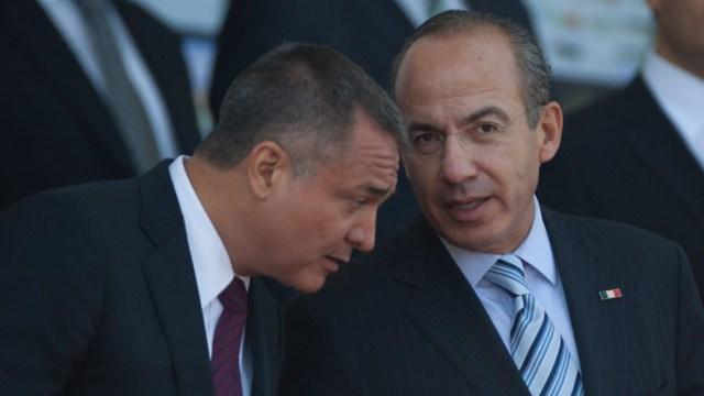 Calderón rendirá cuentas ante acusaciones contra García Luna