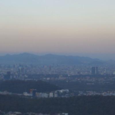 Hay mala calidad del aire en sureste y noreste del Valle de México