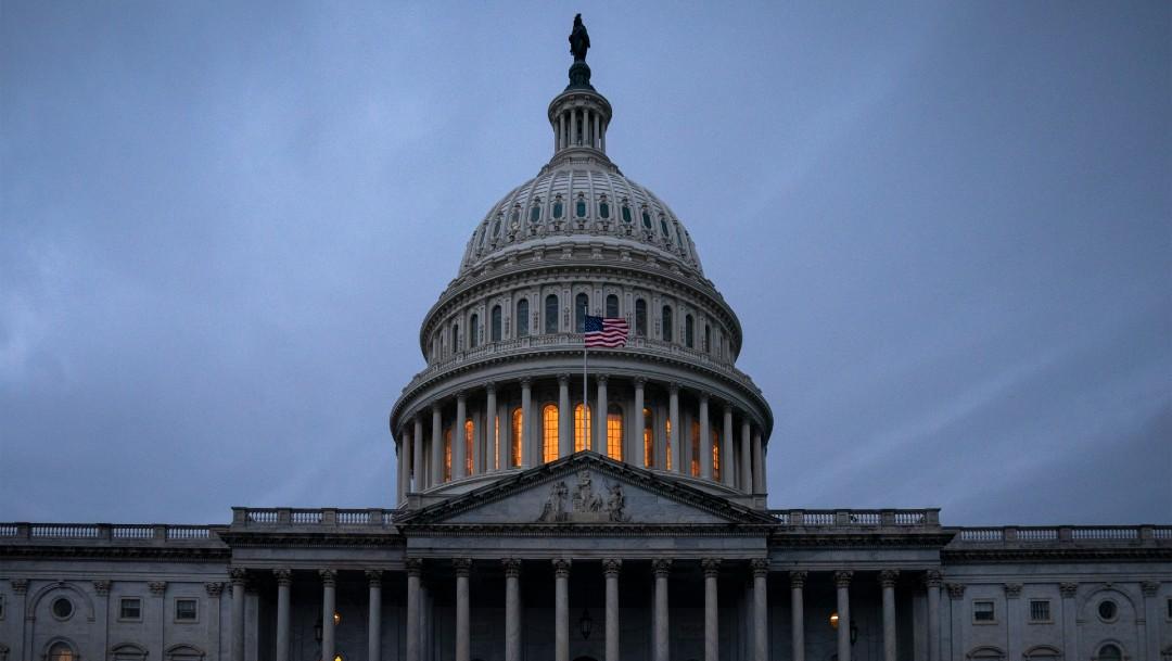 FOTO Impeachment: Demócratas acusan a Trump por abuso de poder y obstrucción al Congreso (AP)