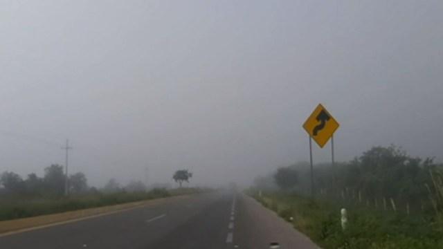 Foto: Baja la temperatura hasta los 10 grados en Yucatán, 7 de diciembre de 2019, (Noticieros Televisa)