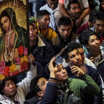 Foto: Fin a violencia, una de las mayores peticiones a la Virgen de Guadalupe, 11 de diciembre de 2019 (Basílica de Guadalupe)