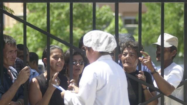 FOTO: Cárcel cercana a Tegucigalpa, el 22 de diciembre de 2019