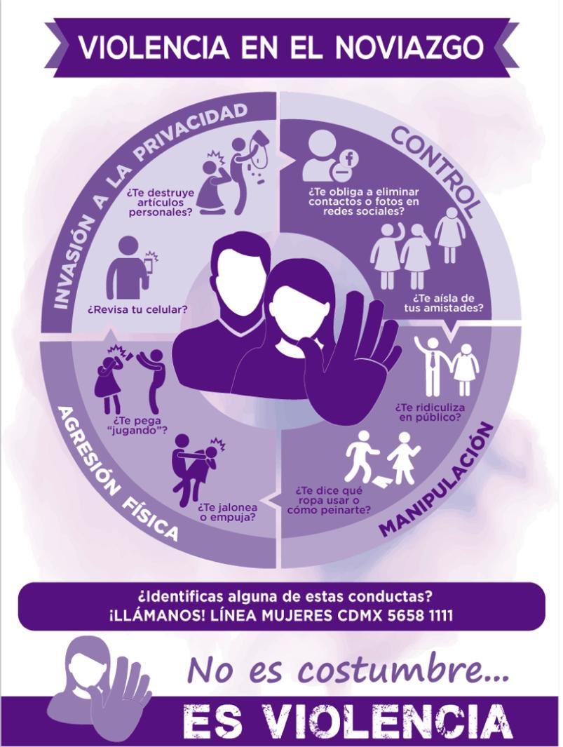 cdmx contra violencia de genero
