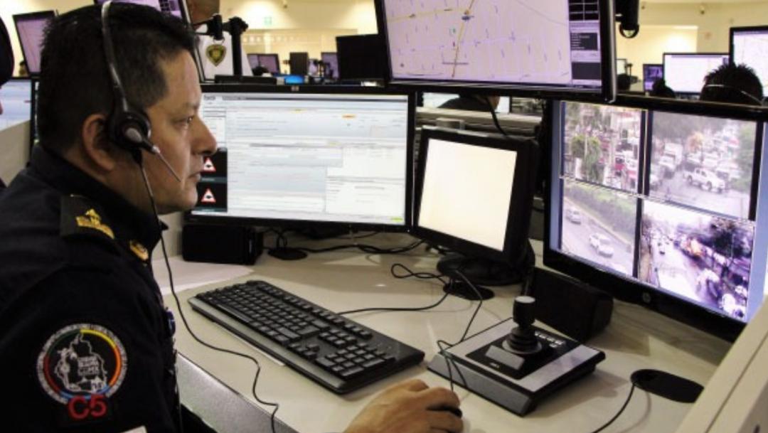 FOTO CDMX desplegará 22 mil policías para fiestas de Navidad y Año Nuevo (Twitter @SSP_CDMX)