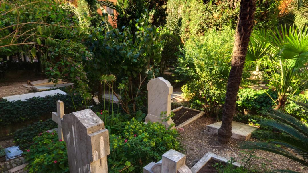 FOTO Cementerio Teutónico del Vaticano (Google Maps)