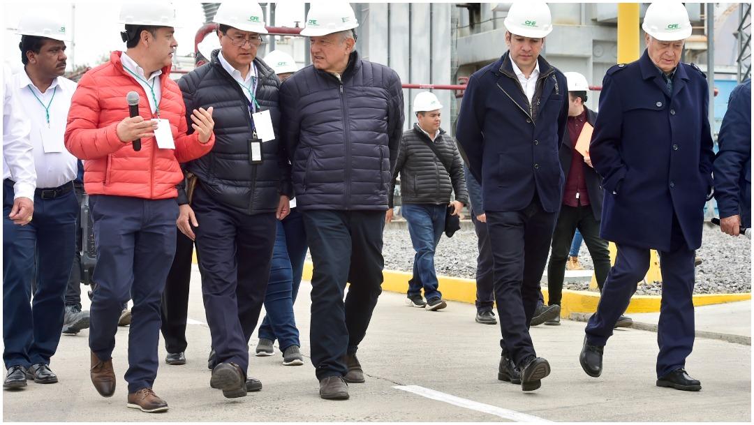Foto: AMLO confía que CFE estará lista para generar energía si no hay inversión privada:, 21 de diciembre de 2019 (PRESIDENCIA/CUARTO OSCURO)