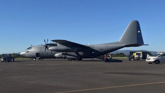 Chile: Declaran siniestrado al avión militar que desapareció con 38 personas