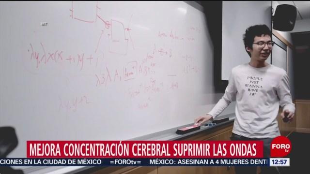 ciencia descubre como mejorar la concentracion