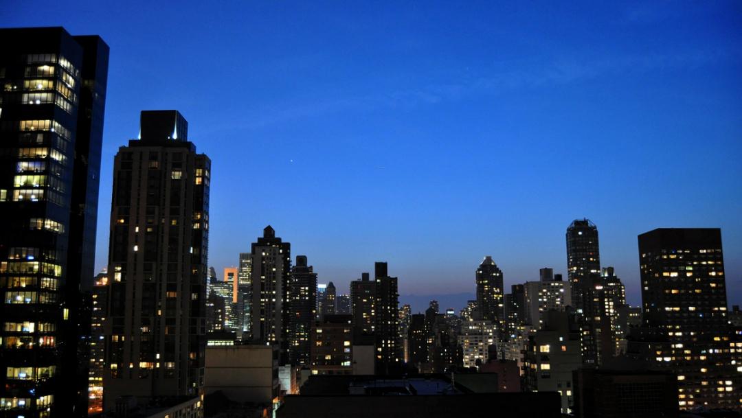 Estrellas despiden al 2019 'tocando' melodía en Nueva York