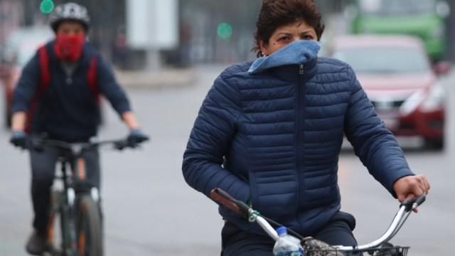 FOTO Frente frío 26 y quinta tormenta invernal reducen temperaturas (Cuartoscuro/Galo Cañas)