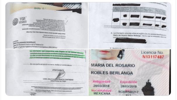 Me declaro culpable si demuestran que dirección de fake licencia existe, dice Rosario Robles