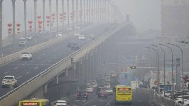 Imagen: El diario estadounidense The New York Times publicó un mapa que muestra los lugares más contaminados del planeta por estas partículas