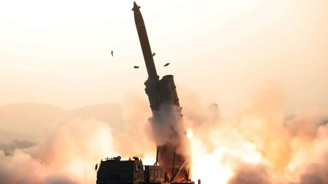 Corea del Norte realiza otra prueba de lanzamiento de cohete